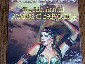 The Fifth Annual Awards of Bellydance (Vhs Cassette NTSC) featuring Ansuya, Jillina & the Sahlala Dancers, Laila & Adam Del Monte, Sabura, Sakti, Azar, Katia, Judeen, Elizabeth Artemis Mourat, Leyla Jouvana & Roland. 120 minutes run time.