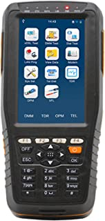 TM600 VDSL Tester Full Function Version with ADSL/VDSL/OPM/VFL/TDR Cable Fault Locator/Tone Tracker Functions, for ADSL, ADSL2, ADSL2+, READSL, VDSL2, DMM Tests and Maintenances