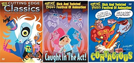 Spike & Mike's Triple Feature: Cutting Edge Classics - Favorites From The Classic Festival of Animation / Sick & Twisted F...