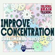 Improve Concentration Subliminal Learning CD