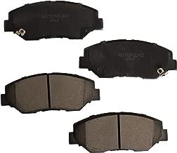 Autoround Ceramic Brake Pad Set D943