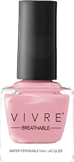 VIVRE Cosmetics Certified Breathable - Water Permeable - Oxygen Permeable - Halal Nail Polish: Win Me A Teddy