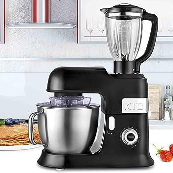 Robot de cocina con batidora securise modelo Expert XL negro: Amazon.es: Hogar