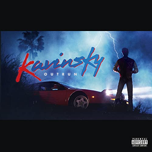 OutRun [Explicit] (US Version) by Kavinsky on Amazon Music