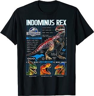 Jurassic World Indominus Rex Schematic T-Shirt