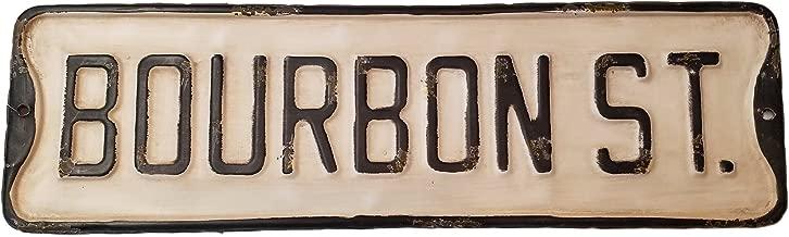 Best bourbon street sign Reviews