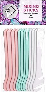 6 inch Mixing Sticks   Eco-Friendly   Reusable   Acrylic Pour Paint and Fluid Painting  Paint Stirrers  Dirty Pour Fluid Art – Australian Art Supplies