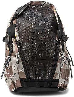 Camo J Tarp Hombre Backpack Marrón