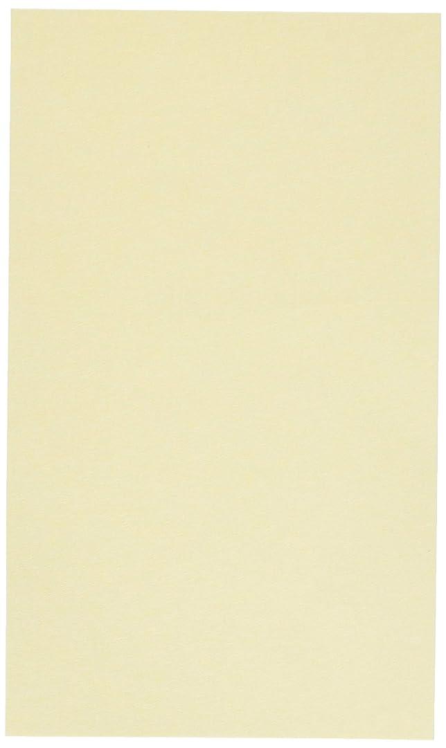 サドル消費する彫る大直(ONAO) 和紙補修シール 白 9.5cm×16cm 5枚入