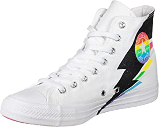 Converse All Star Pride High Boys Sneakers White