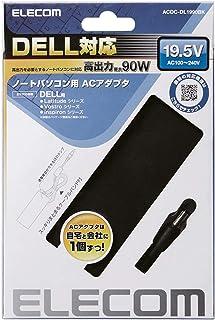 DELL ACアダプタ互換品 Buffalo BSACA01DL19 DELL PA-10、PA-12、PA-17、PA-21に対応(19.5V-3.34A/4.62A)