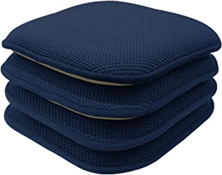 Best blue and yellow chair cushions Reviews