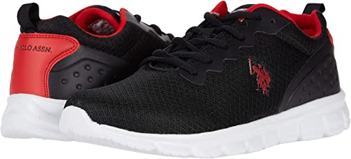 Black/Red/Black/Red