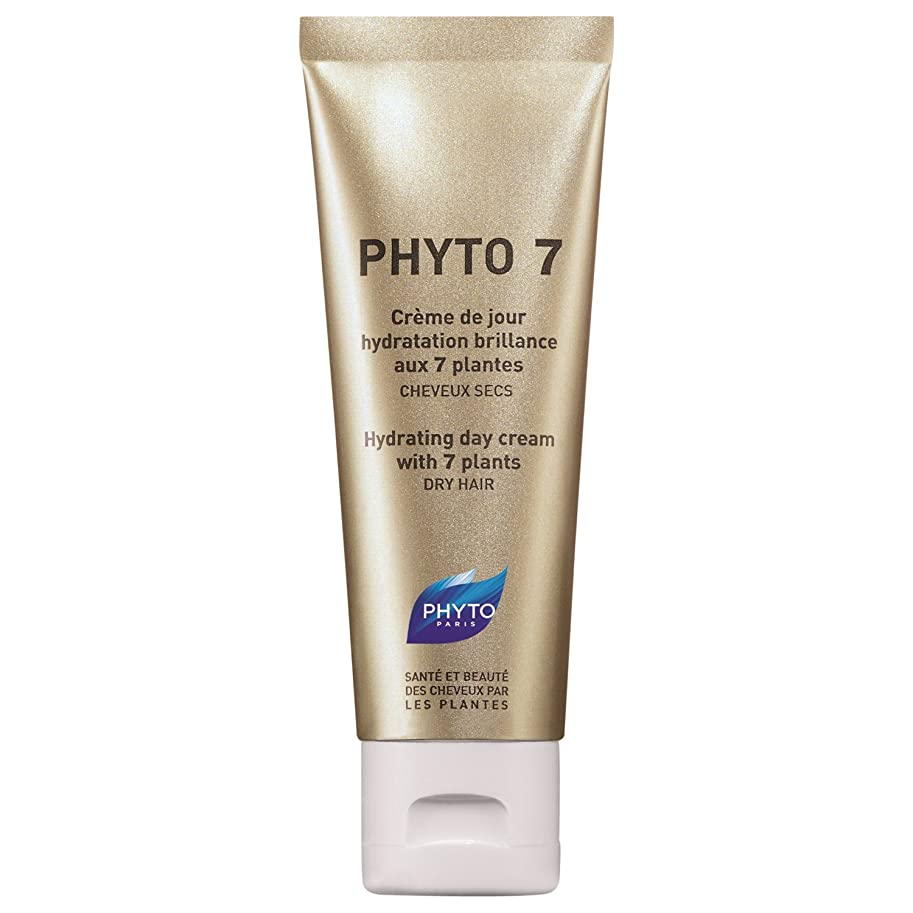 ツール熱心横にフィト7水和デイクリーム50ミリリットル (Phyto) - Phyto 7 Hydrating Day Cream 50ml [並行輸入品]