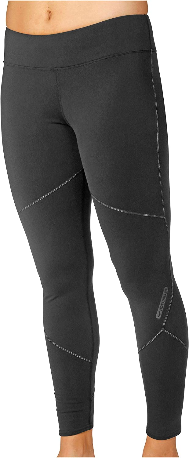 Hot Chillys Women's Micro-Elite XT Tight Mountain-Weight Body Fit Base Layer