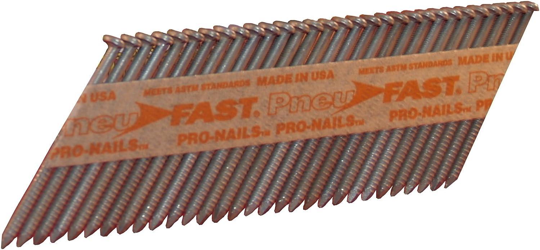 Pneu-Fast SP8DXRHG 2-3/8-by-0.120-Inch Tri-Coat Galvanized Ring