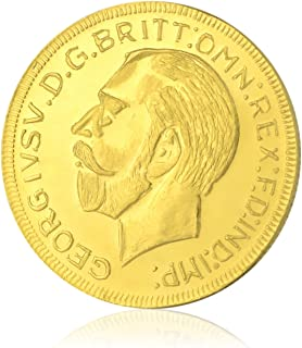 Bhima Jewellers 22k (916) King George 2 gm Yellow Gold Coin