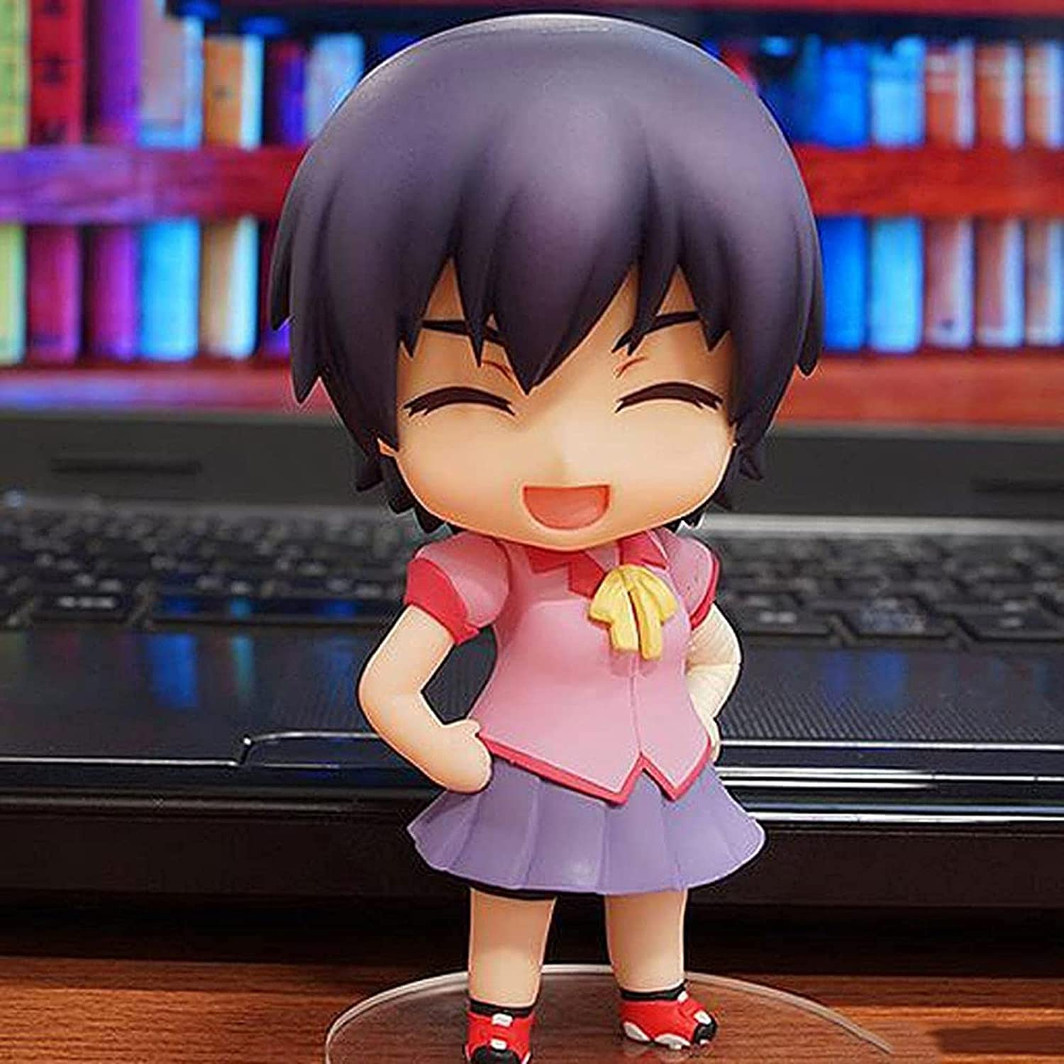 Movable Nendoroid Rapid rise Kanbaru Suruga OFFer The from Figure is