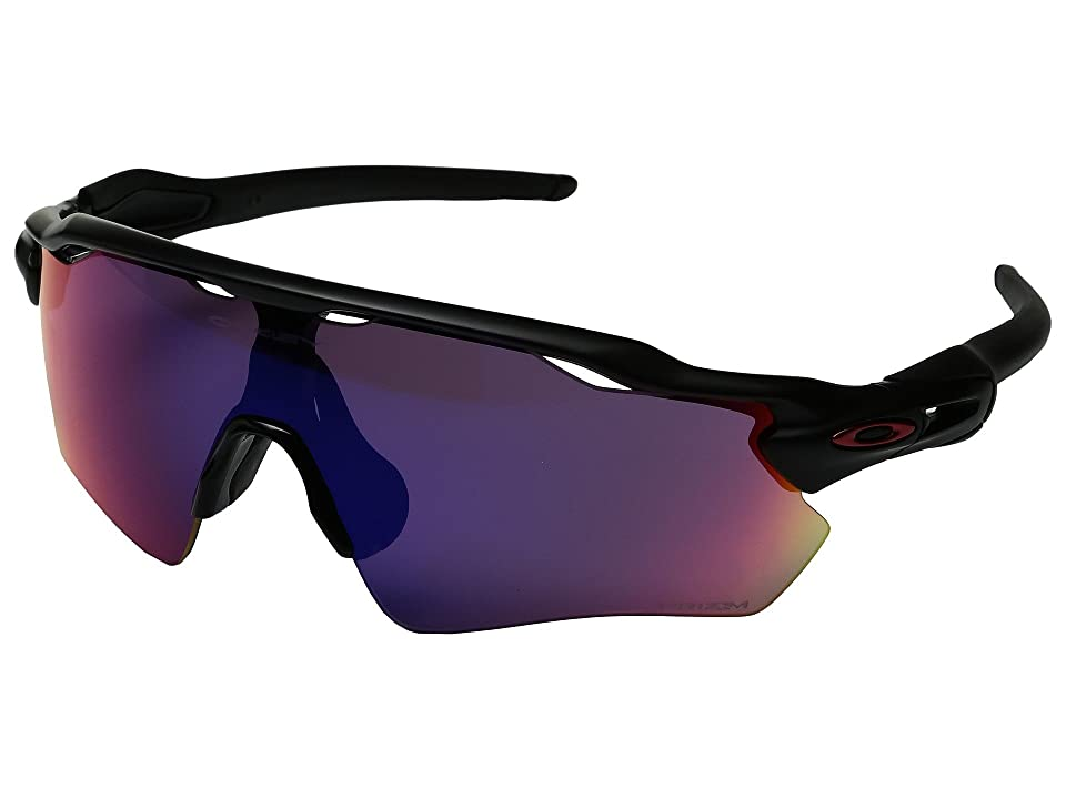 Oakley Radar EV (Matte Black/Prizm Road) Sport Sunglasses