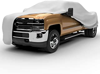 EmpireCovers Titan 5-Layer Series Truck Cover Universal Fit for Trucks 264 in. L x 80 in. W x 60 in. H, Gray