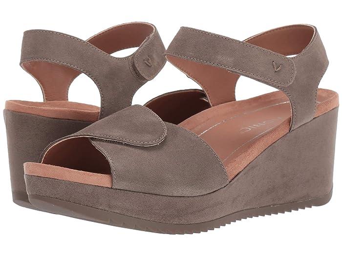 VIONIC  Astrid II (Dark Taupe) Womens Shoes