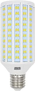 MENGS E40 Bombillas LED 50W (Equivalente 400W Halógena lampara LED) Lámpara LED, Blanco Cálido 3000K, 4400LM, AC 85-265V luces LED lampara ahorradora de energia