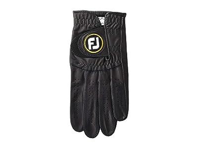 FootJoy StaSof Regular Left Golf Gloves (Black) Cycling Gloves