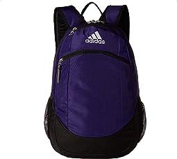 Collegiate Purple/Black/White