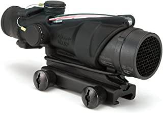 Trijicon 4x32 ACOG RCO with Dual Illuminated Red Chevron and TA51 Mount