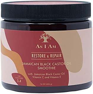 As I Am JBCO Smoothie - 16 oz - with Vitamin C & E & Ceramides