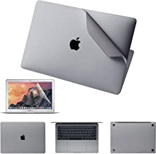 JRCMAX 5-in-1 Skin Sticker for MacBook Pro 15