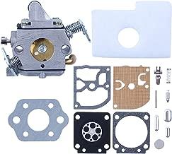 Kit Joint de carburateur et diaphragme remplace ZAMA GND-44 pour carburateur ZAMA C1U-K54 C1U-K81 C1U-K82 Echo SV-4 SV-5 SRM251 TC2100