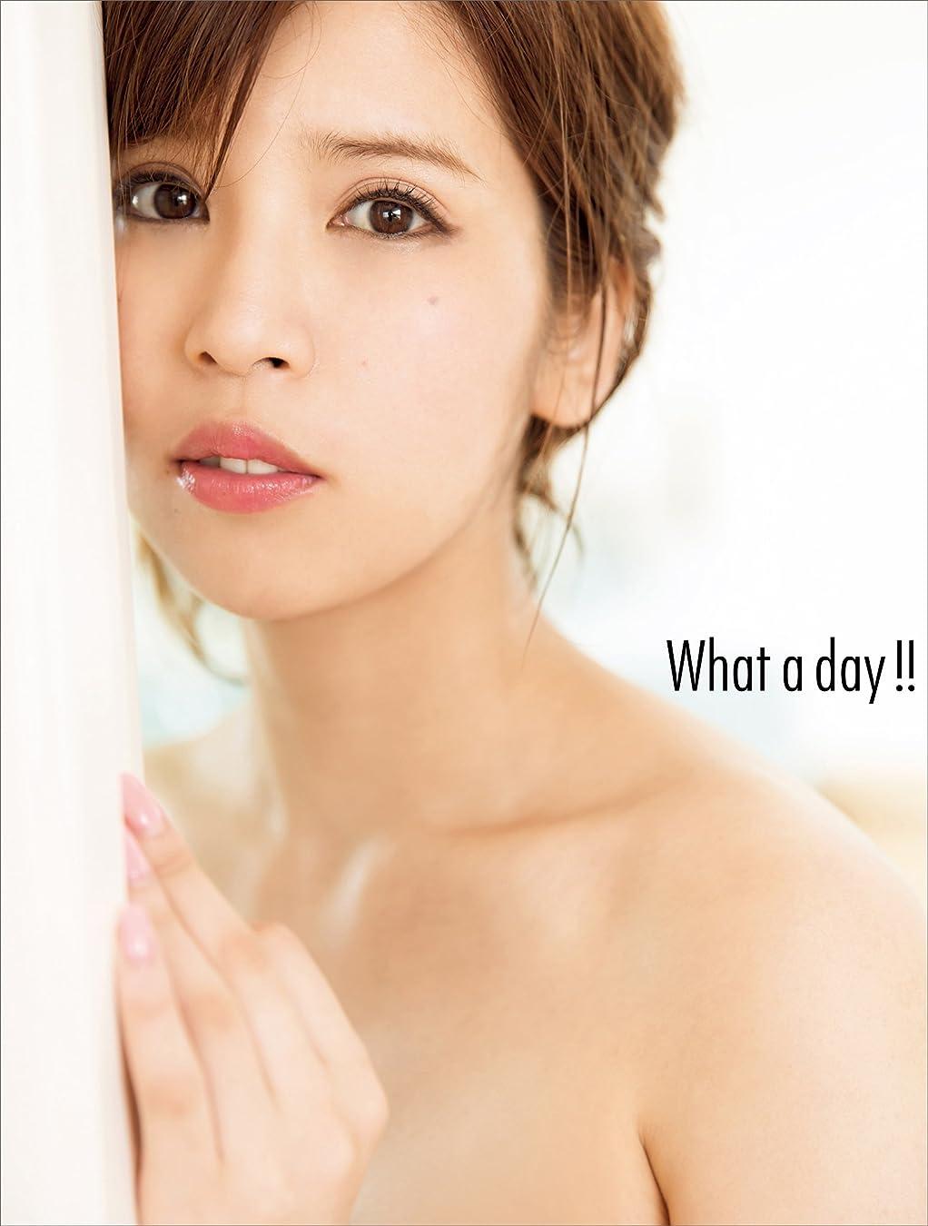 階層蒸発立証する坂口杏里改めANRI写真集『What a day!!』