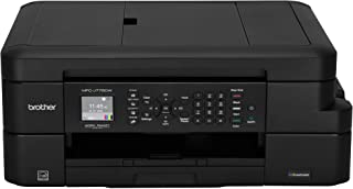 Brother RMFC-J775DW INKvestment Compact Color Inkjet All-in-One Multifunction Printer, Amazon Dash Replenishment Enabled (...