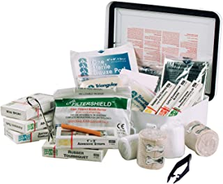 Forestry Suppliers Logger's First Aid Kits, Metal Case