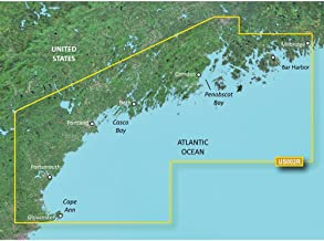 Garmin BlueChart G2 Vision MicroSD Cards for the United States GMN-010C070300 VUS002R South Maine
