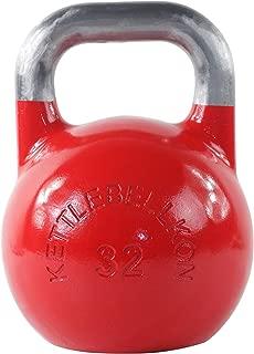 KETTLEBELLKON (ケトルベル魂)プログレード・ケトルベル 8kg 12kg 16kg 20kg 24kg 28kg 32kg(競技用スティール製・ケトルベル)