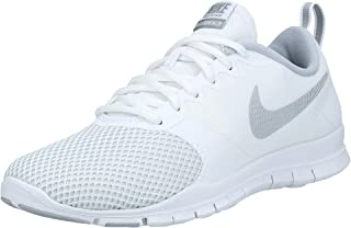 Nike Flex Essential Tr, Women's Fitness & Cross Training, White (White/Wolf Grey-Pure Platinum)