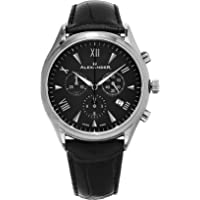 Deals on Alexander Pella Multi-Function Mens Chronograph Watch