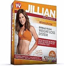 Jillian Michaels Body Revolution 15 DVD SET