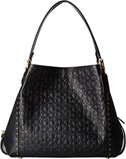 Edie 31 Shoulder Bag in Signature Leather