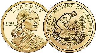 2009 sacagawea dollar