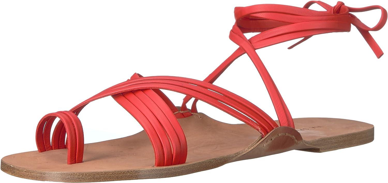 Via Spiga Womens Allegra Ankle Wrap Sandal Fisherman Sandal