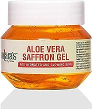 Banjara's Aloe Vera Saffron Gel, 100 g