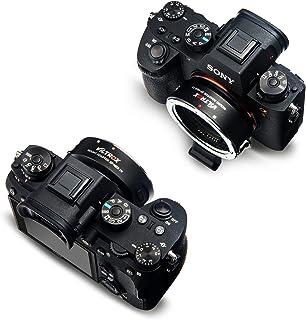Viltrox EF-NEX IV Enfoque automático AF de Alta Velocidad eléctrico Anillo Adaptador de Montura de Lente para Canon EF/EF-S Lente para Sony A9A7A7R MK2A6300A6500con USB cdaf PDAF Interruptor