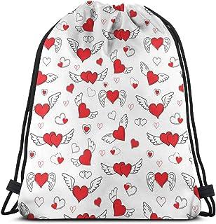 Bolsillos sueltos color:SAKURA PINK ZhangHongJ,Preppy Style Women Patterns Print Canvas School School Backpack Mochila