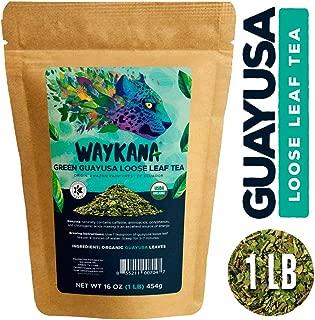 guayusa tea benefits