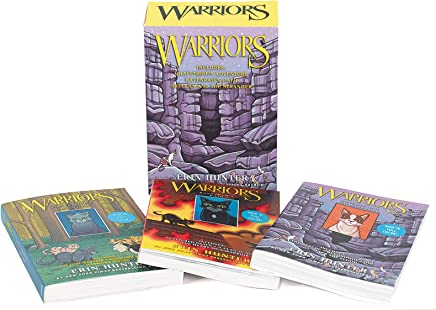 Warriors Manga 3-Book Full-Color Box Set: Graystripe's Adventure; Ravenpaw's Path, SkyClan and the Stranger