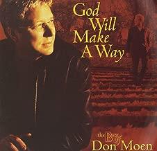 God Will Make A Way - Best Of Don Moen