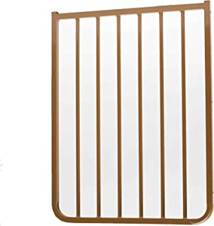 """Cardinal Gates Extension for Outdoor Child Safety Gate, Brown, 21.5"""""""